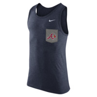 Nike Tri-Blend (MLB Braves) Men's Tank Top