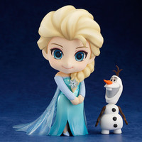 New Disney's Frozen Elsa Nendoroid figure w/ Olaf Good Smile Company / US Seller