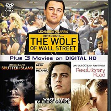 Leonardo DiCaprio & Matthew McConaughey - Leonardo DiCaprio 4-Movie Collection