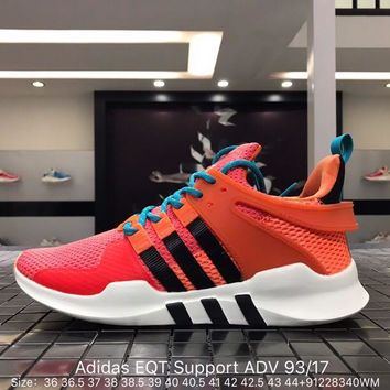 Adidas EQT Support ADV 93/17  Shoes Size:36-44