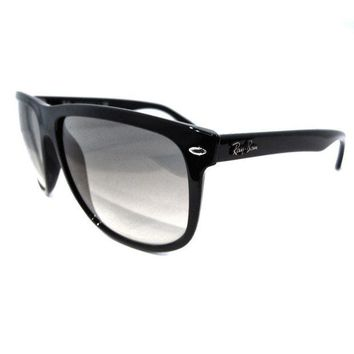 Kalete Ray-Ban Sunglasses 4147 601/32 Black Grey Gradient Small 56mm
