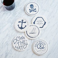 Sailor Coasters