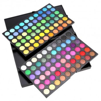 Kissemoji 120 Colors Eyeshadow Palette