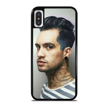BRENDON URIE Panic at The Disco iPhone X Case Cover