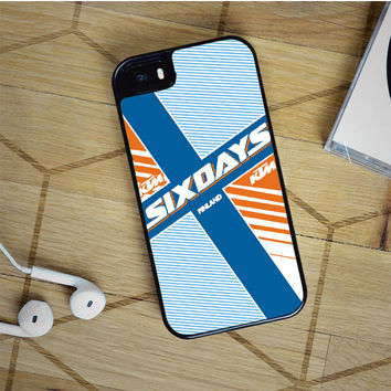 ktm motorcycle six days finland mx iPhone 5(S) iPhone 5C iPhone 6 Samsung Galaxy S5 Samsung Galaxy S6 Samsung Galaxy S6 Edge Case, iPod 4 5 case