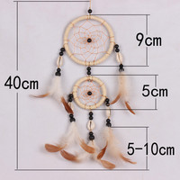 Dream Catcher Ring Car Pendant [6284171142]