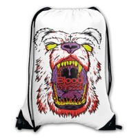 Blood on the Dance Floor Official Store | Blood on the Dance Floor - Polar Bear Cinch Bag