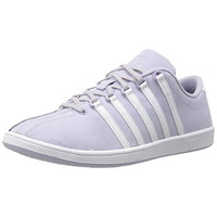 K-Swiss Womens Classic SL Signature Low Top Fashion Sneakers