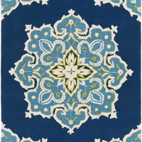 Skye Area Rug Blue