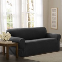 Maytex Stretch 1-Piece Pixel Slipcover, Multiple Colors - Walmart.com