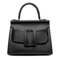 Indie Designs Bobby 23cm Leather Tote Bag