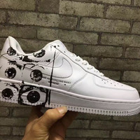 Nike air force 1 x supreme x cdg