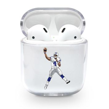 Dak Prescott Cowboys Airpods Case