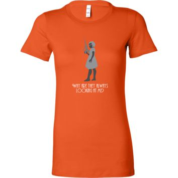 Bioshock Little Sister Women's T-Shirt