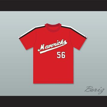 Jim Bouton 56 Portland Mavericks Baseball Jersey The Battered Bastards of Baseball