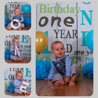 Photo Studio Birthday Background 1 Birthday Costume Photographic Background Photography Backdrop for Studio zzj50