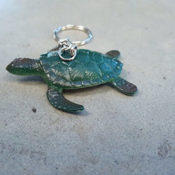 Free Shipping Keychain Sea Turtle