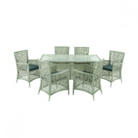 Wicker Outdoor Patio Set
