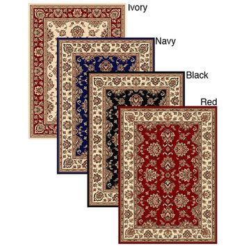 Admire Home Living Virginia Oriental Area Rug (5'5 x 7'7) | Overstock.com Shopping - The Best Deals on 5x8 - 6x9 Rugs