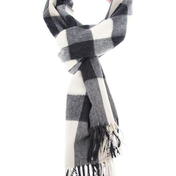 Burberry 'Nova' check scarf