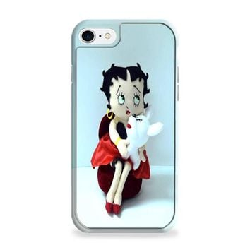 Betty Boop (holding puppy) iPhone 6 | iPhone 6S Case