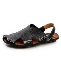 Design Summer Stylish Permeable Soft Casual Sandals [6542335043]