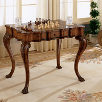 """Heritage Game Table 39""""W by Butler Specialty"""