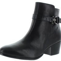 Coach Paulina Women's Ankle Bootie Boots Snake Leather