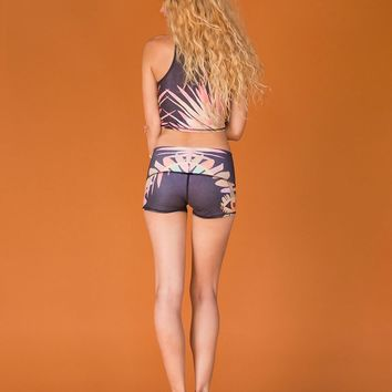 jungle eyes sun shorts ♡final sale♡
