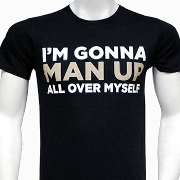 The Book of Mormon the Broadway Musical - Man Up T-Shirt