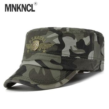 Trendy Winter Jacket MNKNCL Men Baseball Caps Chapeau Homme Snapback Caps Adult Camo Adjustable Army Cap Peaked Cap Flat Top Hats AT_92_12
