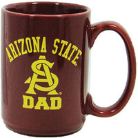 Arizona State University Dad 15 oz. Mug | Arizona State University