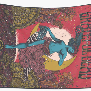 'Grateful Dead - Fare Thee Well - at Santa Clara (Levis Stadium)' Wall Tapestry by TimTomTimi
