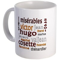 Les Miserables Mug by reelyshop