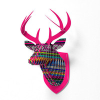 DENY Designs Home Accessories | Kris Tate Kaqchikel Faux Deer Mount