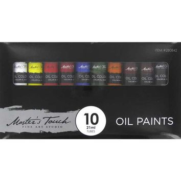 Master's Touch Oil 10-Piece Paint Set | Hobby Lobby | 280842