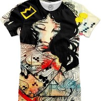 Of The Angels Women's T-Shirts by Princess M | Nuvango
