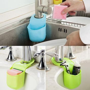 Bathroom Accessories Shelf Organizer Storage Sponge Toilet Soap