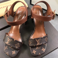 '' Louis Vuitton '' Fashion princess high heels