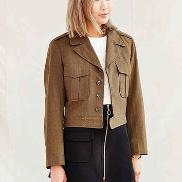 Urban Renewal Recycled Eisenhower Jacket