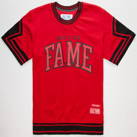 Hall Of Fame Shootout Mens Jersey Red  In Sizes