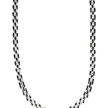 Cartier Maillon Diamond Panthere Necklace