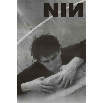 Nine Inch Nails Trent Reznor Poster 23x34