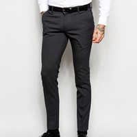 ASOS Super Skinny Fit Smart Trousers