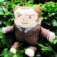 10th Doctor Plush
