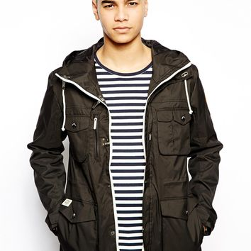 Jack & Jones Jacket With Hood