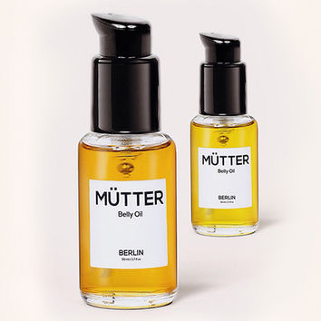"""Mutter"" Belly Oil, SET of 2 Orange and Lemon Blend"