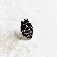 VERAMEAT Black Hearts Club Pin