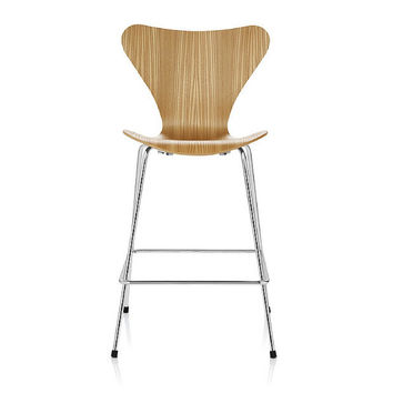 Fritz Hansen Series 7 Bar and Counter Stool