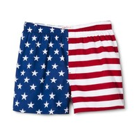 Mossimo Supply Co. Men's Flag Print Boxers
